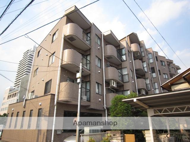 埼玉県さいたま市中央区、与野本町駅徒歩15分の築21年 5階建の賃貸マンション