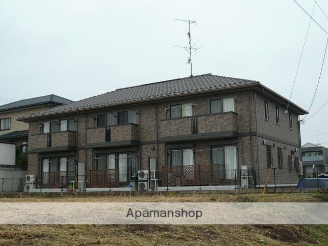 埼玉県さいたま市緑区、東浦和駅バス10分芝原下車後徒歩2分の築10年 2階建の賃貸アパート