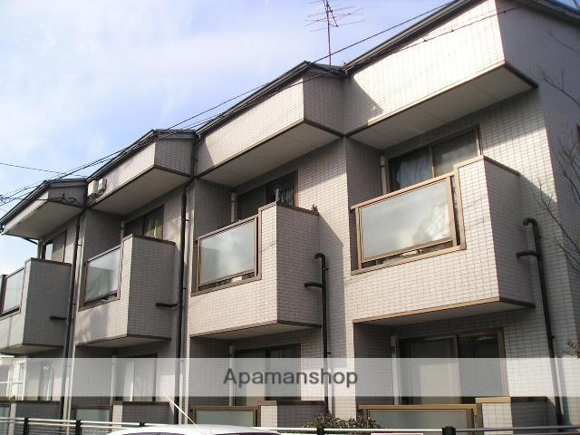 埼玉県さいたま市浦和区、浦和駅徒歩12分の築25年 2階建の賃貸マンション