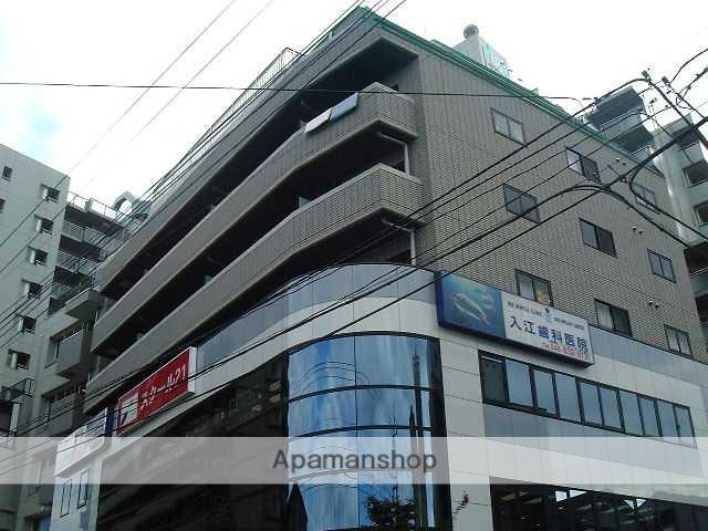 埼玉県さいたま市浦和区、北与野駅徒歩15分の築20年 8階建の賃貸マンション