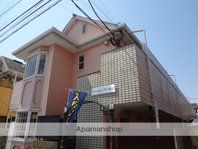 埼玉県さいたま市桜区、中浦和駅徒歩23分の築29年 2階建の賃貸アパート
