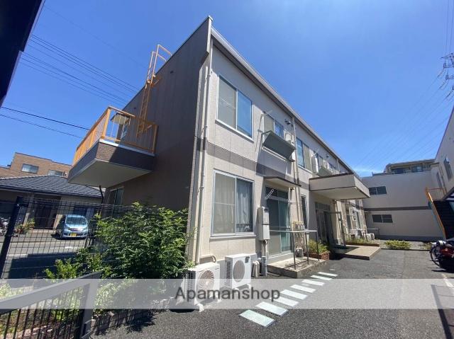 埼玉県さいたま市南区、武蔵浦和駅徒歩30分の築33年 2階建の賃貸マンション
