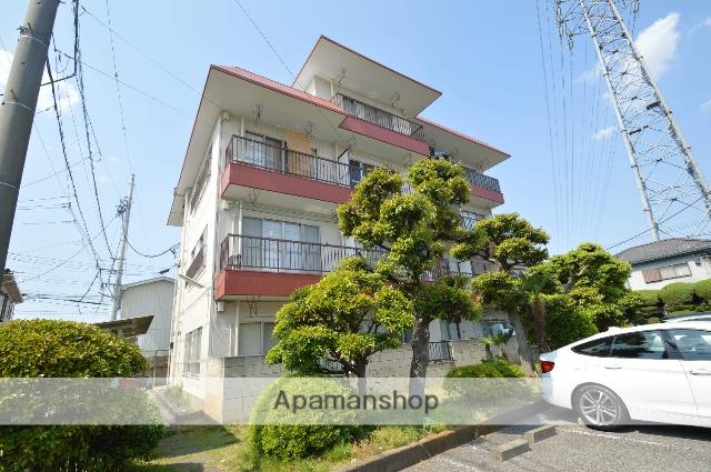埼玉県さいたま市南区、北戸田駅徒歩27分の築34年 4階建の賃貸マンション