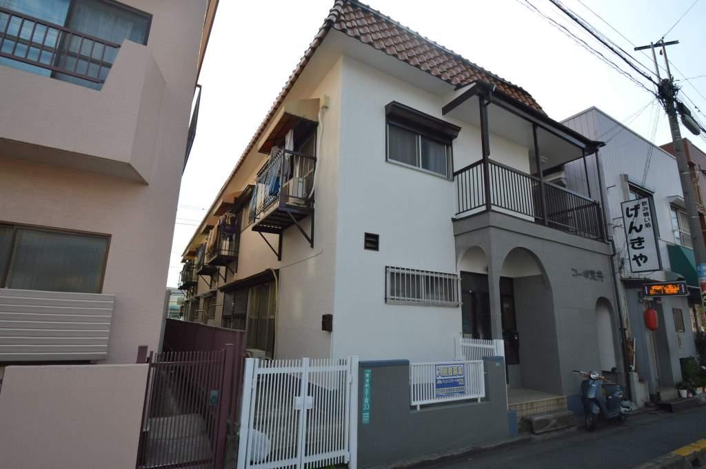 埼玉県さいたま市南区、浦和駅徒歩28分の築38年 2階建の賃貸アパート