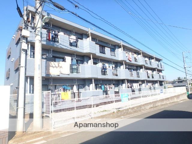 埼玉県さいたま市緑区、東浦和駅バス12分三室中下車後徒歩5分の築21年 3階建の賃貸マンション