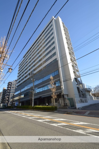 埼玉県さいたま市南区、武蔵浦和駅徒歩25分の築16年 12階建の賃貸マンション