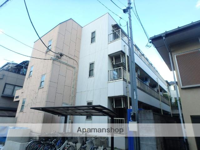 埼玉県さいたま市南区、武蔵浦和駅徒歩15分の築10年 3階建の賃貸マンション