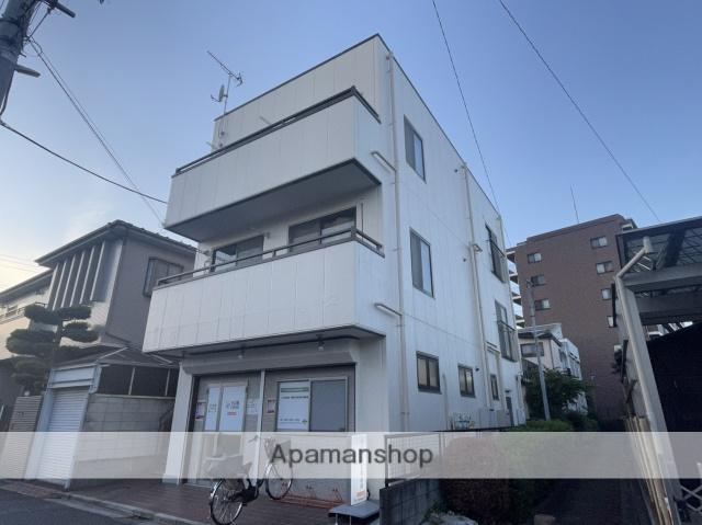 埼玉県さいたま市南区、武蔵浦和駅徒歩30分の築23年 3階建の賃貸マンション