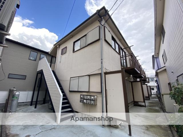 埼玉県川口市、南浦和駅徒歩15分の築27年 2階建の賃貸アパート