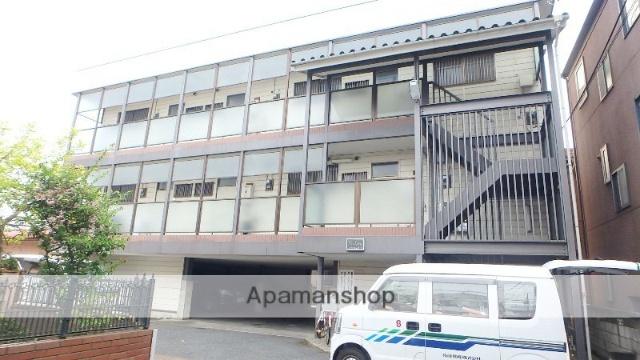 埼玉県さいたま市浦和区、北浦和駅徒歩25分の築28年 3階建の賃貸マンション