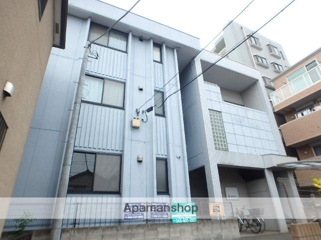 埼玉県さいたま市南区、武蔵浦和駅徒歩22分の築22年 3階建の賃貸マンション
