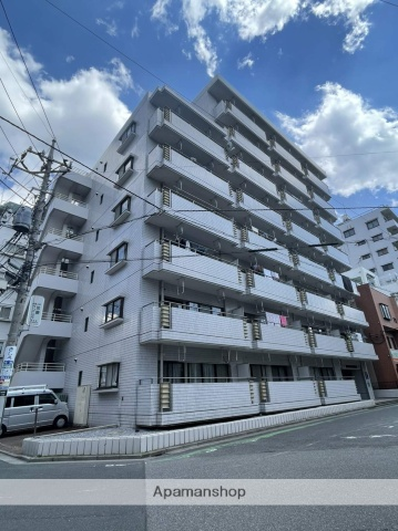 埼玉県さいたま市南区、武蔵浦和駅徒歩30分の築29年 8階建の賃貸マンション