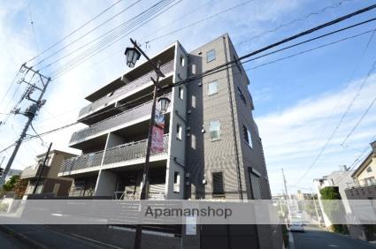 埼玉県さいたま市南区、南浦和駅徒歩3分の築3年 2階建の賃貸マンション