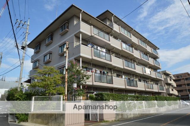埼玉県さいたま市南区、武蔵浦和駅徒歩35分の築25年 5階建の賃貸マンション