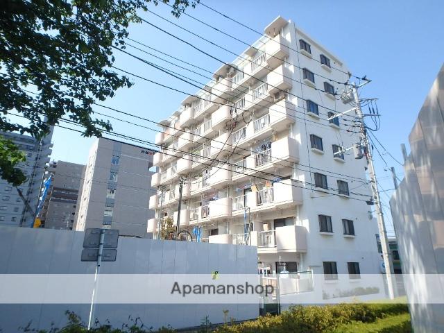 埼玉県さいたま市南区、浦和駅徒歩20分の築31年 7階建の賃貸マンション