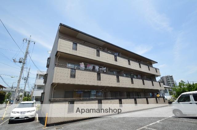 埼玉県さいたま市南区、浦和駅徒歩27分の築26年 3階建の賃貸マンション