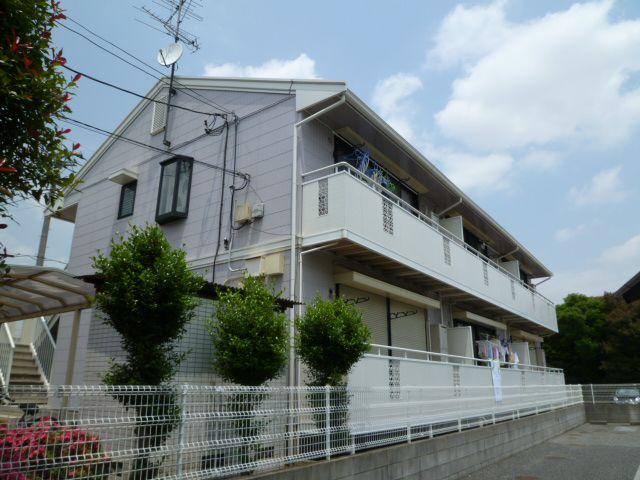 埼玉県さいたま市緑区、東浦和駅徒歩25分の築22年 2階建の賃貸マンション