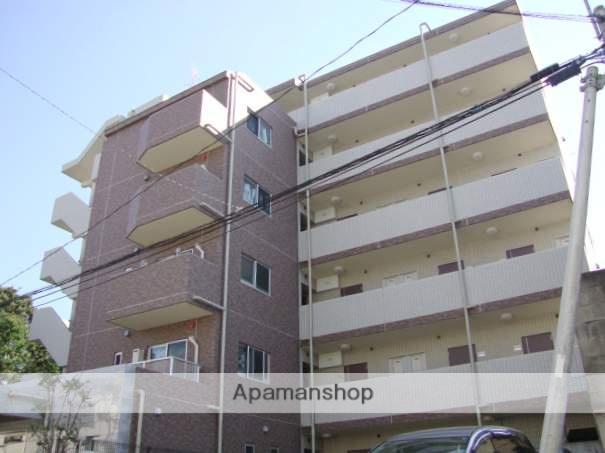 埼玉県さいたま市浦和区、武蔵浦和駅徒歩17分の築9年 6階建の賃貸マンション