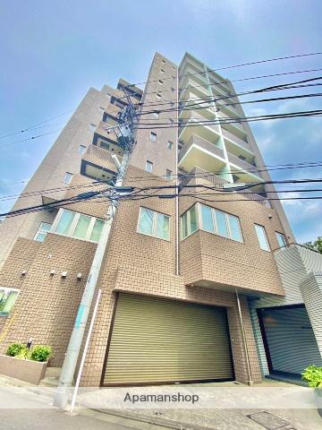 埼玉県さいたま市南区、武蔵浦和駅徒歩25分の築10年 9階建の賃貸マンション