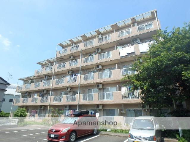 埼玉県さいたま市南区、戸田駅徒歩25分の築19年 5階建の賃貸マンション