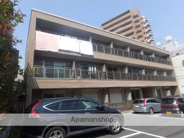 埼玉県さいたま市南区、武蔵浦和駅徒歩23分の築10年 3階建の賃貸マンション