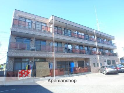 埼玉県さいたま市南区、西浦和駅徒歩16分の築23年 3階建の賃貸マンション
