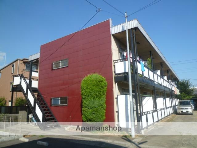 埼玉県さいたま市南区、武蔵浦和駅徒歩27分の築33年 2階建の賃貸アパート