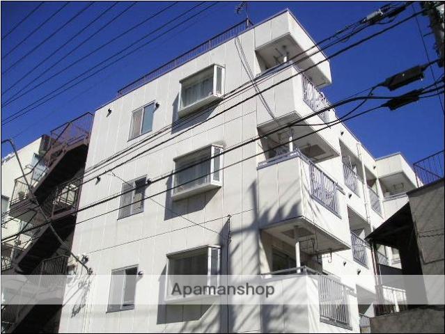 埼玉県さいたま市浦和区、北浦和駅徒歩5分の築23年 4階建の賃貸マンション