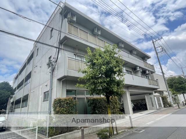 埼玉県さいたま市浦和区、武蔵浦和駅徒歩25分の築9年 3階建の賃貸マンション