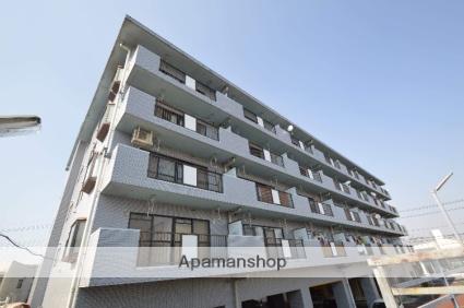 埼玉県さいたま市南区、浦和駅徒歩23分の築23年 5階建の賃貸マンション