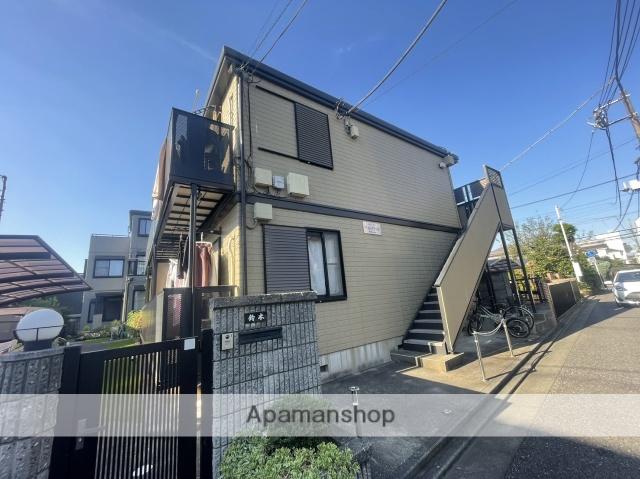 埼玉県さいたま市南区、武蔵浦和駅徒歩30分の築17年 2階建の賃貸アパート