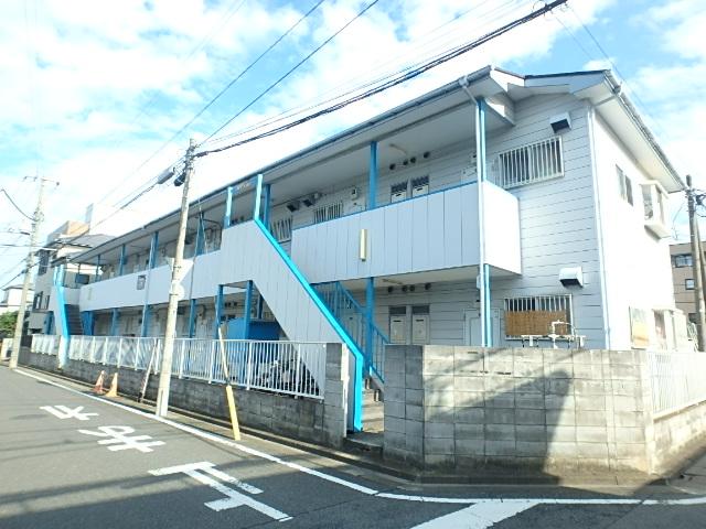 埼玉県さいたま市緑区、東浦和駅徒歩13分の築26年 2階建の賃貸アパート
