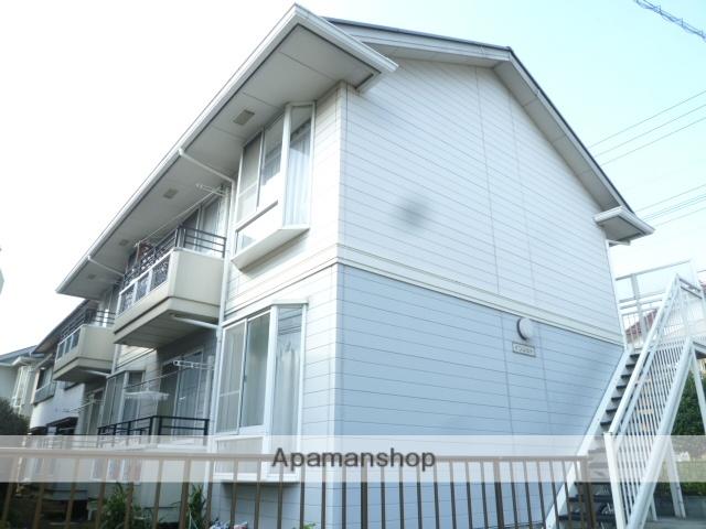 埼玉県さいたま市南区、武蔵浦和駅徒歩28分の築20年 2階建の賃貸アパート