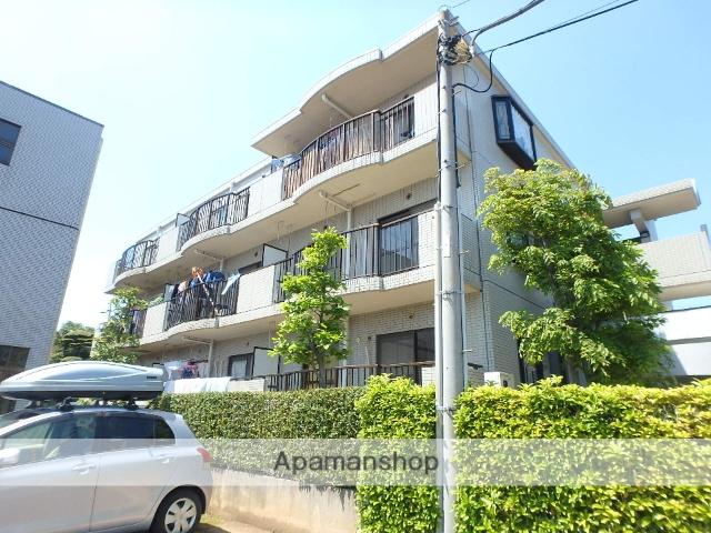 埼玉県さいたま市南区、武蔵浦和駅徒歩32分の築20年 3階建の賃貸マンション