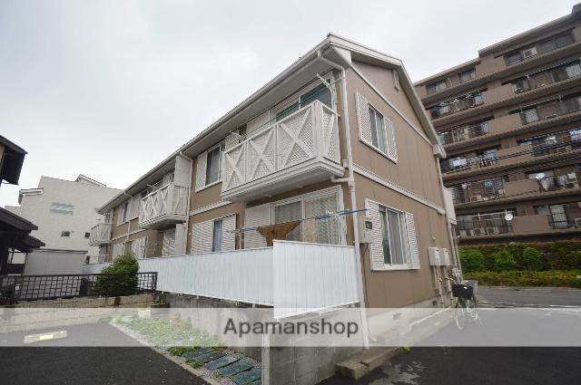 埼玉県さいたま市南区、武蔵浦和駅徒歩20分の築27年 2階建の賃貸アパート