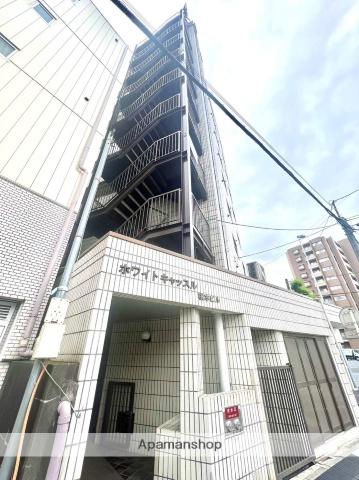 埼玉県さいたま市南区、武蔵浦和駅徒歩22分の築28年 9階建の賃貸マンション