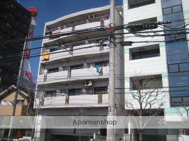埼玉県さいたま市南区、武蔵浦和駅徒歩15分の築29年 5階建の賃貸マンション