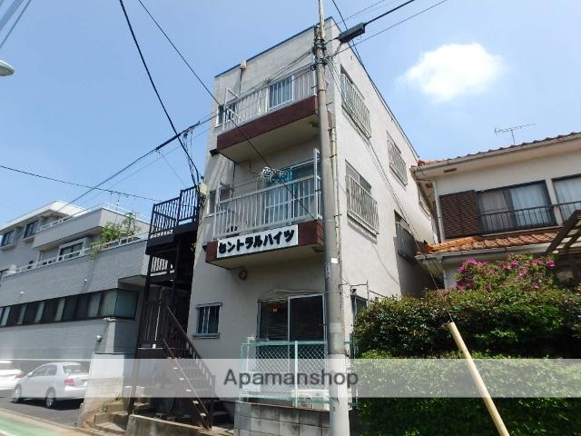 埼玉県さいたま市南区、南浦和駅徒歩3分の築37年 3階建の賃貸マンション