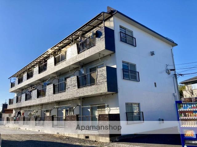 埼玉県さいたま市南区、南浦和駅徒歩25分の築41年 3階建の賃貸マンション