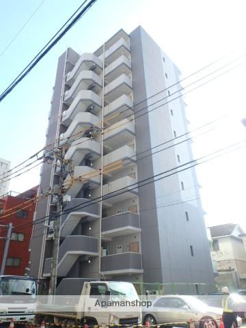埼玉県さいたま市浦和区、武蔵浦和駅徒歩17分の築2年 10階建の賃貸マンション