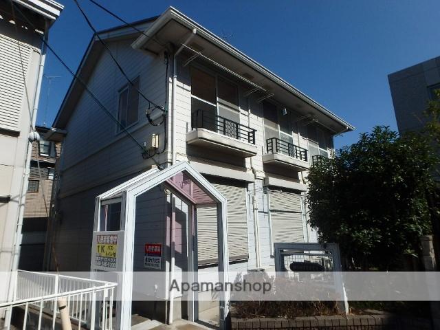 埼玉県さいたま市南区、武蔵浦和駅徒歩18分の築24年 2階建の賃貸アパート