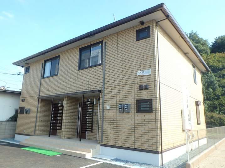 埼玉県さいたま市緑区、北浦和駅バス15分駒場運動公園入口下車後徒歩4分の築2年 2階建の賃貸アパート