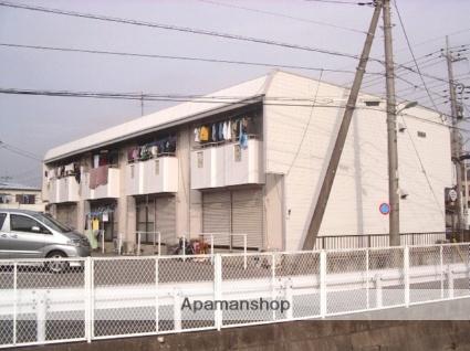 埼玉県川口市、東浦和駅徒歩10分の築34年 2階建の賃貸アパート