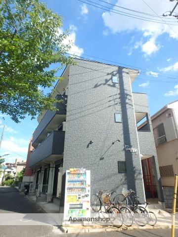 埼玉県さいたま市緑区、東浦和駅徒歩7分の築1年 3階建の賃貸アパート