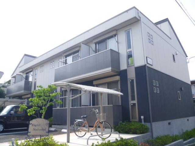 埼玉県さいたま市南区、武蔵浦和駅徒歩20分の築8年 2階建の賃貸アパート