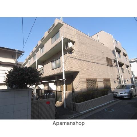 埼玉県さいたま市浦和区、武蔵浦和駅徒歩27分の築26年 4階建の賃貸マンション