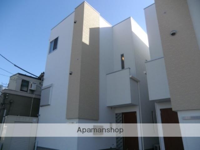 埼玉県川口市、東浦和駅徒歩12分の新築 2階建の賃貸アパート