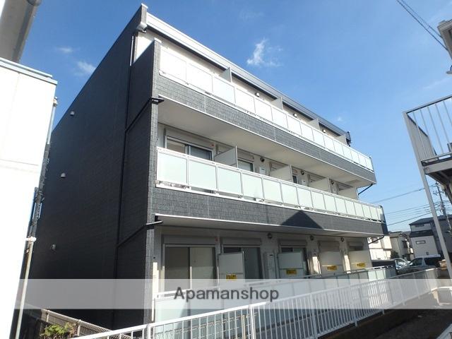 埼玉県川口市、東浦和駅徒歩12分の新築 3階建の賃貸マンション