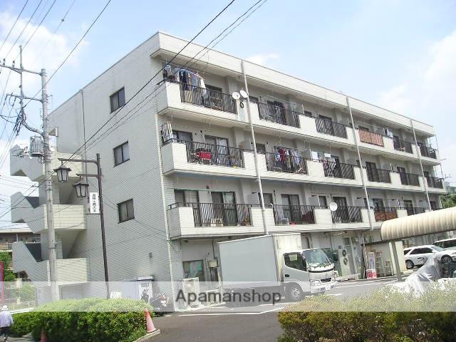 埼玉県さいたま市緑区、北浦和駅バス10分市営アパート下車後徒歩2分の築30年 4階建の賃貸マンション