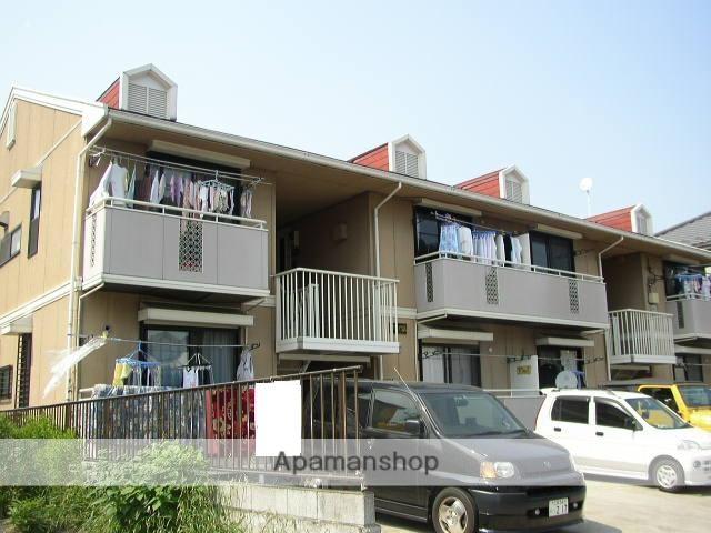 埼玉県さいたま市浦和区、浦和駅徒歩10分の築25年 2階建の賃貸アパート
